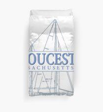 Gloucester Massachusetts Duvet Cover