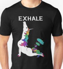 Unicorn Yoga T-Shirt