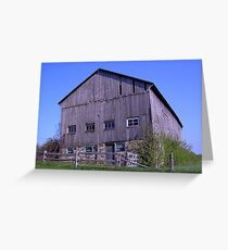 Standing Proud: A Testimonial to our Heritage Greeting Card