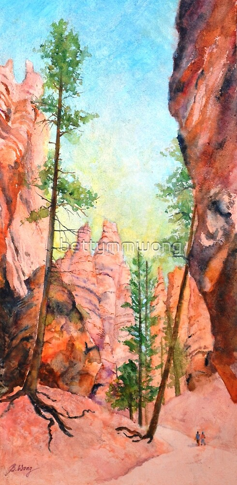 Bryce Canyon #2 by bettymmwong