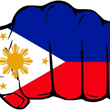 Pinoy Fist by kayve