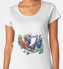 Pokemon Women's Premium T-Shirt
