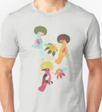 Magic Forest Birds T-Shirt