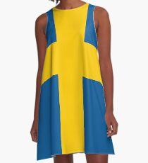 SWEDEN A-Line Dress