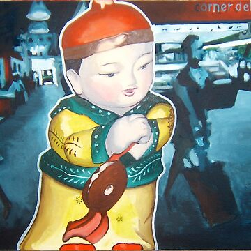 Chinaman by ladybirdworks