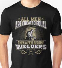 Welding Welder T Shirt Unisex T-Shirt