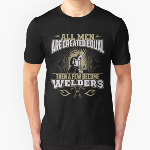 Welding Life/'s A Game Welder Weld Occupation Hobby T-Shirt