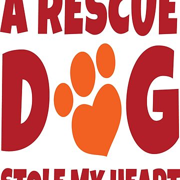 A rescue pet stole my heart by BrokerRon