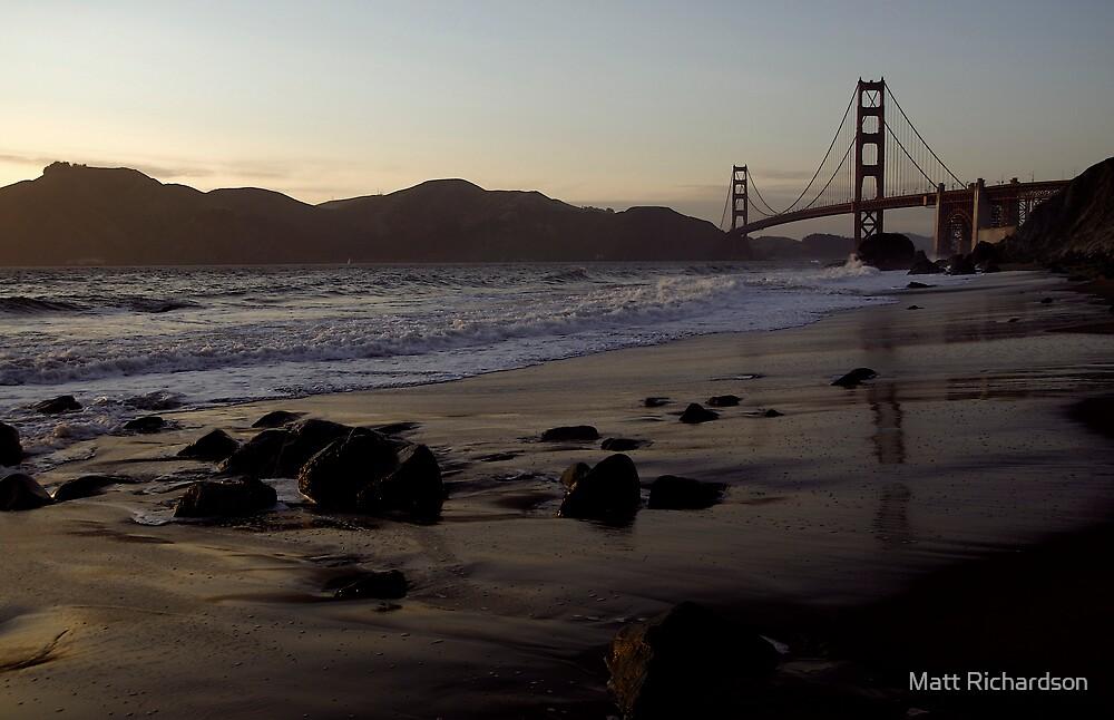 bridge me by Matt Richardson