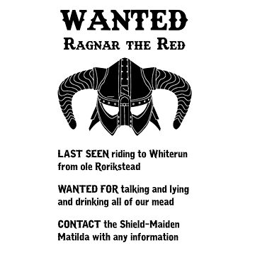 Ragnar the Red by davecarden