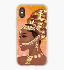 MELANIN GODESS iPhone Case