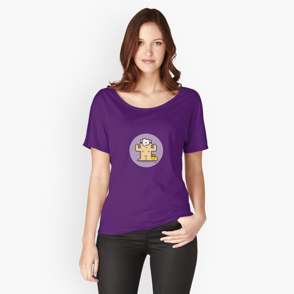 Naked Thief Women's Relaxed Fit T-Shirt Front