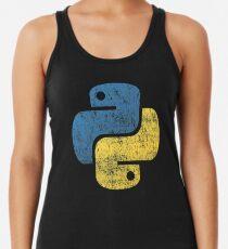 Camiseta con espalda nadadora Vintage Python