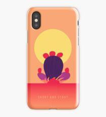 Short & Stout iPhone Case/Skin