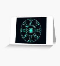 Mages Guild (Oblivion) Greeting Card