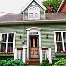Small house in Charlottetown, PEI, Canada by Shulie1