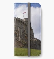 The Round Tower iPhone Wallet