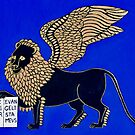 Winged Lion by Shulie1