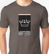 Monteverdi Automobile DISTRESSED T-Shirt