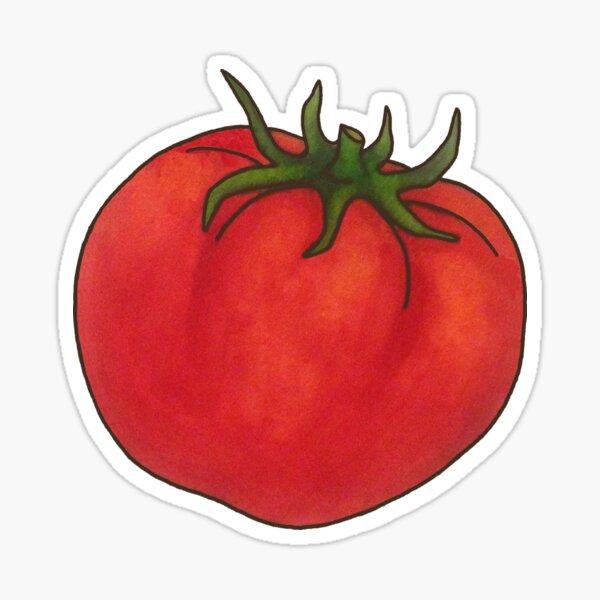 Tomato Fever Sticker