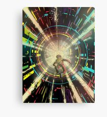 It Goes on Forever... Metal Print
