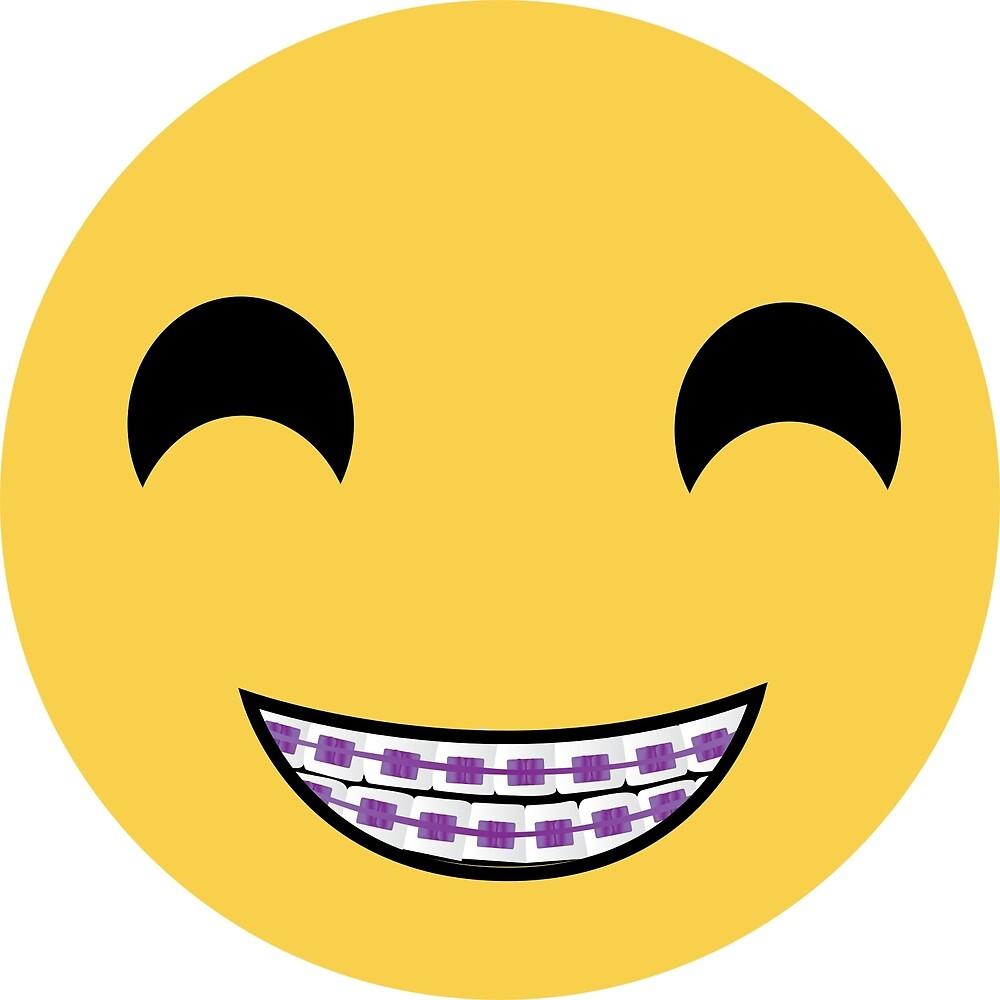Braces emoji by P31Apparel