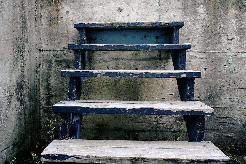 Stairs by gemleslie