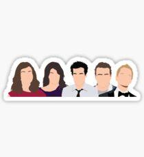 HIMYM - Squad Sticker