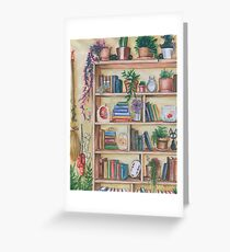 A Magical Place Greeting Card