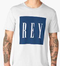 Rey Logo Men's Premium T-Shirt