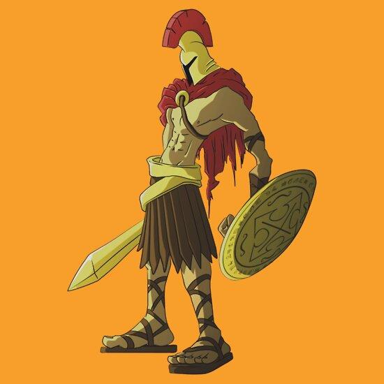 TShirtGifter presents: Spartan