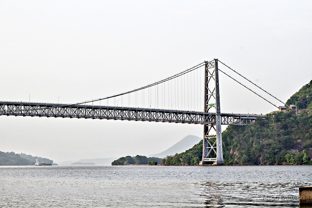 Bear Mountain Bridge by Jason Dawson