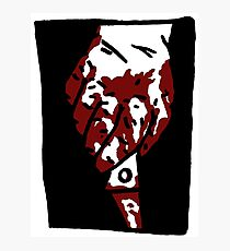 Bloody Knife Photographic Print