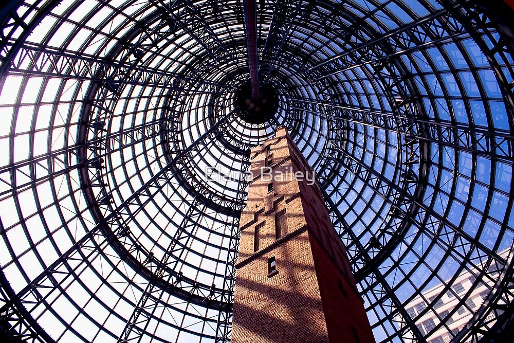 Shot Tower Interior, Melbourne by Elana Bailey