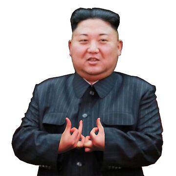Kim Jong Izz-Ung by DashEightyEight