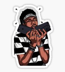 Metro Boomin 3rd Eye  Sticker