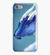 Blue Dragon- Saphira iPhone Case/Skin