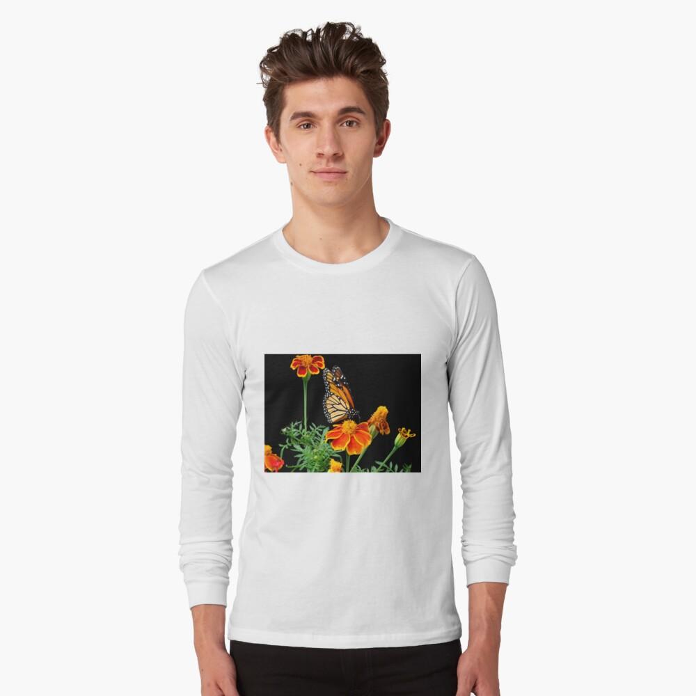 A Monarch's World Long Sleeve T-Shirt