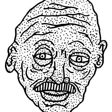 Old man by goatgraff
