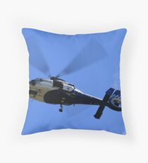 Eye In The Sky II Throw Pillow