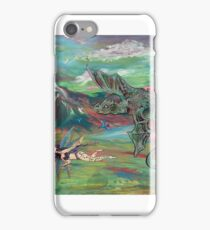 Fairy with Gargoyle: Beauty and the Beast iPhone Case/Skin