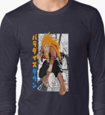 Rivet Valor - Manga  Long Sleeve T-Shirt