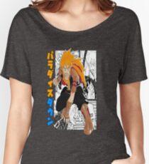 Rivet Valor - Manga  Women's Relaxed Fit T-Shirt