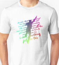 QUOTES OF COLDPLAY T-Shirt