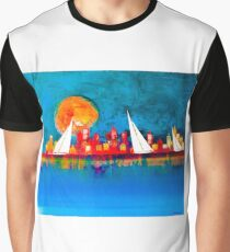 A happy sail Graphic T-Shirt