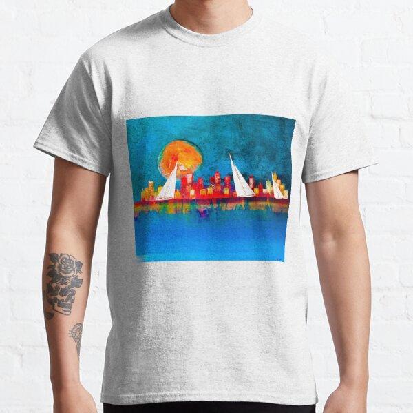 A happy sail Classic T-Shirt