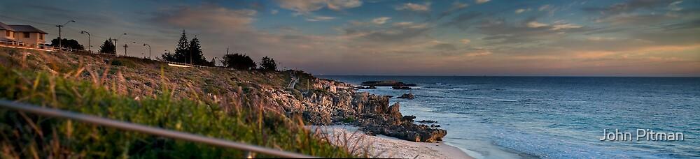 Bennion Beach by John Pitman
