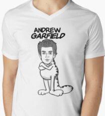 Andrew Garfield  Men's V-Neck T-Shirt