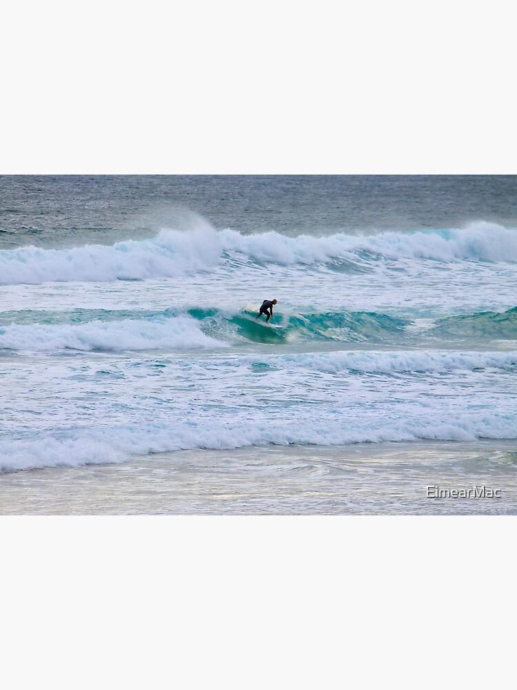 Evening Surfer by EimearMac
