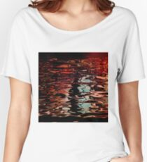 Artistic reflection Women's Relaxed Fit T-Shirt